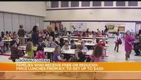 Families receiving free, reduced-prices lunches from NY to get assistance