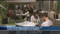 Town of Greece allowing restaurants to apply for outdoor seating permits