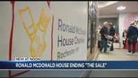 'The Sale' to benefit the local Ronald McDonald House closes