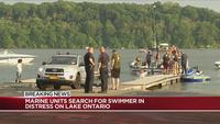 Deputies, rescue crews searching for reported struggling swimmer on Lake Ontario near Seabreeze