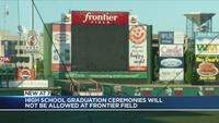 Graduation ceremonies not allowed at Frontier Field