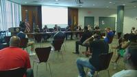 Local police departments hold meeting on community relations