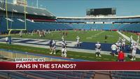 Erie County Executive in favor of allowing Bills to have fans at home games