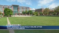 SUNY Geneseo to go fully online after Thanksgiving break