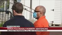 Man sentenced to life in prison for 2003 deadly Xerox FCU robbery