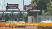 Good Question: Who collects unpaid Thruway tolls?