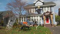 Irondequoit neighborhood prepares for an all-out Halloween
