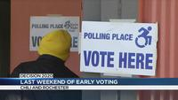 Monroe County reports 18% voter turnout with one day left of Early Voting