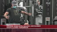 Planet Fitness owner on Orange Zone gym closures