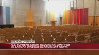 Cuomo: Supreme Court ruling to block NY COVID restrictions on places of worship 'irrelevant'