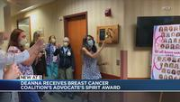 News10NBC's Deanna Dewberry wins Advocate's Spirit Award