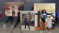 Buffalo Jills alumni bring back the Shout Dance