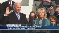 Report: Biden, Schumer sport Hickey-Freeman-made outfits at Inauguration
