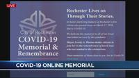 City of Rochester launches online COVID-19 memorial page