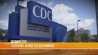 Fact Check: COVID and cleaning