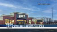 First-of-its-kind Dick's concept store opens in Victor