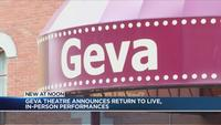 Geva Theatre to open for in-person performances starting in August