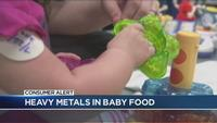 Consumer Alert: How to dramatically reduce the heavy metals in your baby's food