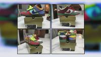 Nike SB What The Dunk size�8 shoes