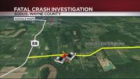 Troopers: Driver dead, another injured after head-on crash in Sodus